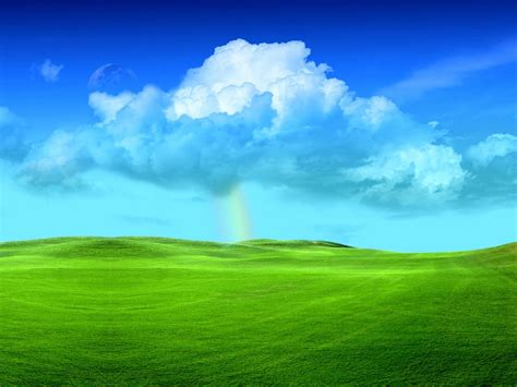 desktop themes vista wallpapers windows vista bliss wallpapers