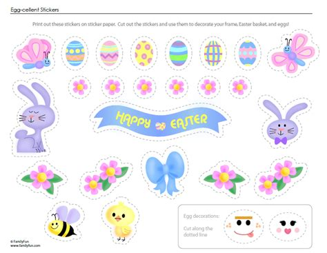 printable easter stickers search results for puppets printable calendar 2015