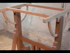 Make A Drafting Table Make A Wood Drafting Table The Architect S Table Part Ten
