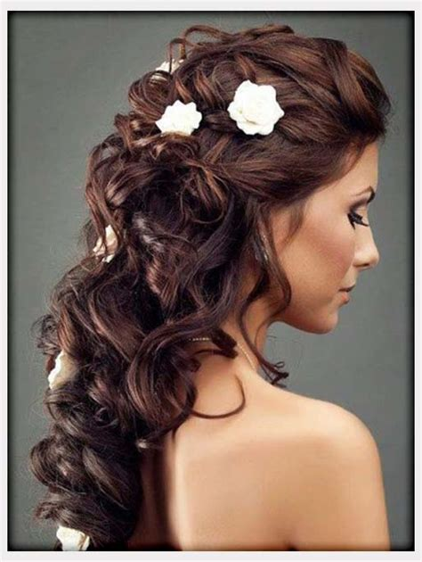 Bridal Hairstyles For Hair With Flowers by Hair Styles Hairstyle 2013