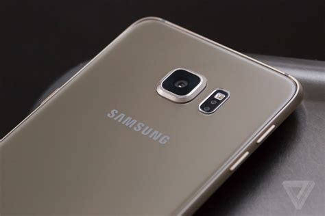 Samsung S6 Review samsung galaxy s6 edge review the verge