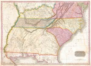 map of south eastern united states opinions on southern united states