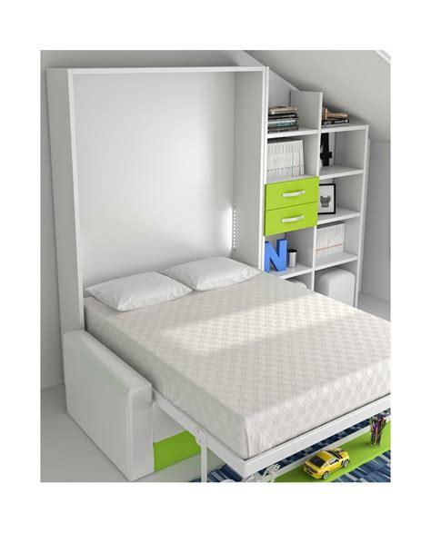 lit escamotable avec canape armoire lit escamotable verticale avec 233 tag 232 re et canap 233