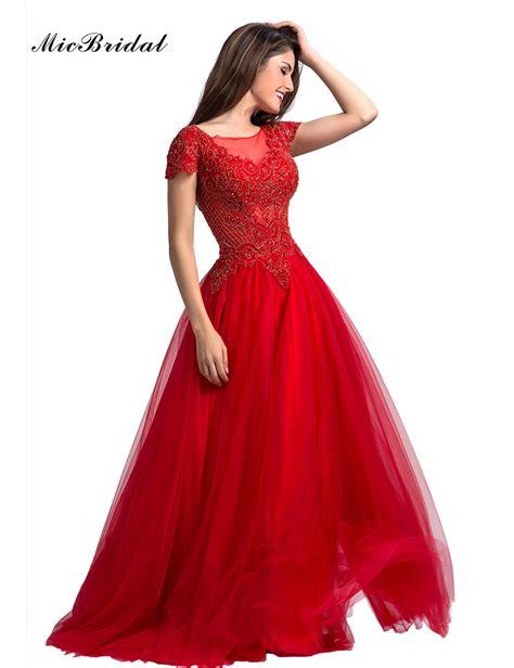 design night dress micbridal latest evening gown designs bead prom dresses