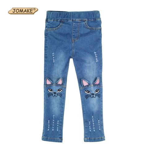 new pattern jeans price retail new cat cartoon pattern kids jeans fashion baby