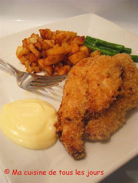 recettes de cuisine simple pour tous les jours 1000 id 233 es sur le th 232 me filets de poulet pan 233 s sur