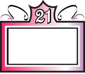 fancy 21 border