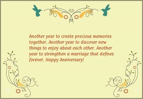 Wedding Anniversary Message To My by Wedding Anniversary Wishes For Husband
