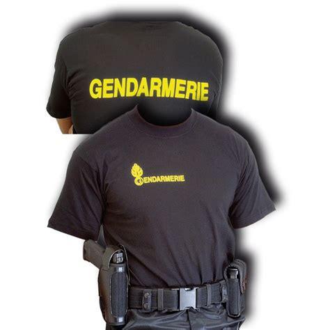 T Shirt T Mobile gk la boutique t shirt gendarmerie mobile