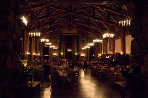 The Ahwahnee Dining Room by Yosemite Photos And Attack Story