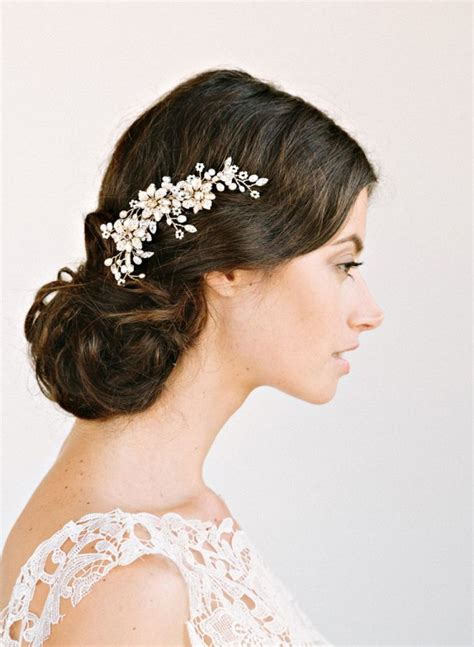 Hair Accessories For A Wedding | wedding accessories spotlight fall in love with amanda