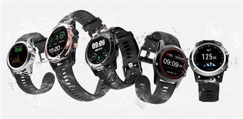 Smartwatch Tahan Air Microwear H1 Smartwatch Tahan Air Dan Debu Dengan Os