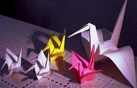 Origami Crane Lyrics - the papercranes