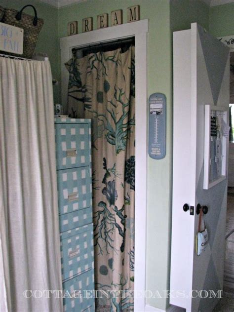 Using Curtains For Closet Doors Hometalk 10 Stunning Curtains And Drapes To Diy