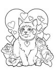 valentines day coloring pages for adults valentines day coloring pages allkidsnetwork
