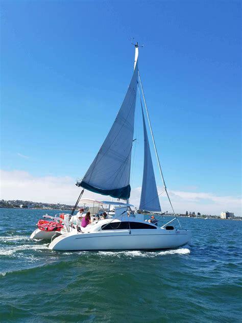 san diego marina boat tours san diego sightseeing fun cat sailing sailfuncat