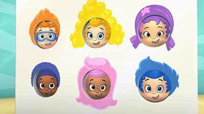 bubble guppies good hair day watch good hair day ep 19 bubble guppies season 2