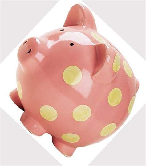 pig piggy bank pig piggy bank