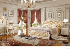 royal bedroom furniture top quality european royal style king size solid wood