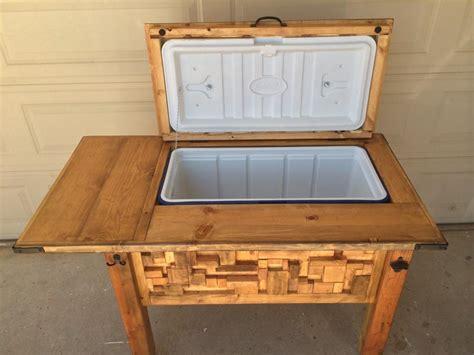 Handmade Coolers - custom cooler box