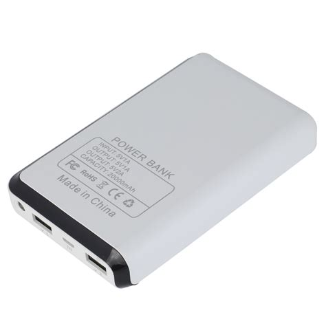 Power Bank Samsung Mini 20000mah power bank charger pack battery for mini ipod touch iphone samsung ebay