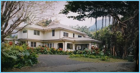 the house movie film tv location the descendants movie houses filming locations photos