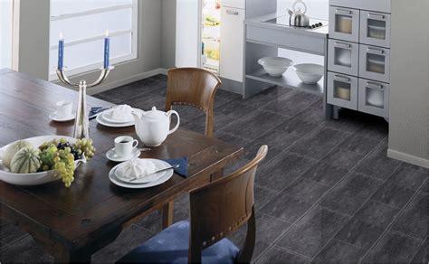 pvc für küche pvc boden laminat grau bodenbelag f 252 r die k 252 che finden