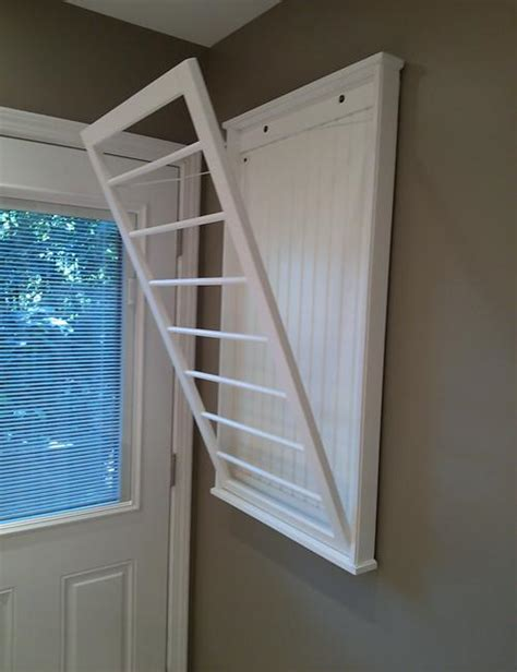 beadboard drying rack canada ingeniously simple door with metal rods for drying clothes
