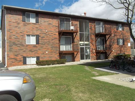 one bedroom apartments in bowling green ohio 100 one