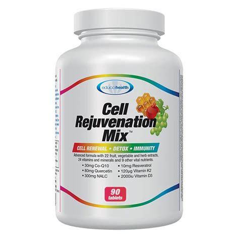 Vital Nutrients Detox Formula Uk by Cell Rejuvenation Mix The Healthy