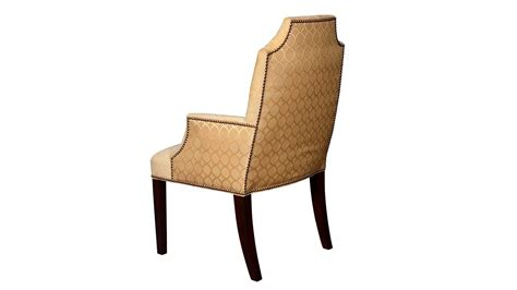 Occasional Dining Chairs Plush Home Gatsby Dining Occasional Chair
