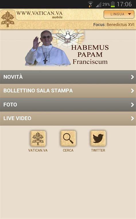 sito ufficiale santa sede leggere la parola di dio link utili per alcune