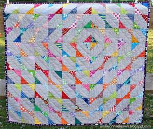 8 scrap friendly modern baby quilts