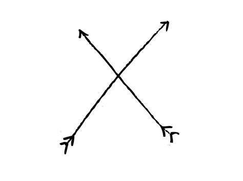 two arrows crossing tattoo meaning crossed arrows meaning images