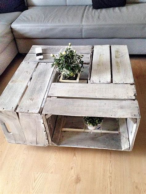 Milk Crate Coffee Table 25 Best Ideas About Wooden Wine Boxes On Wine Boxes Wooden Wine Crates And Wine Crates