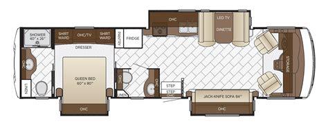 bay floor plan options newmar