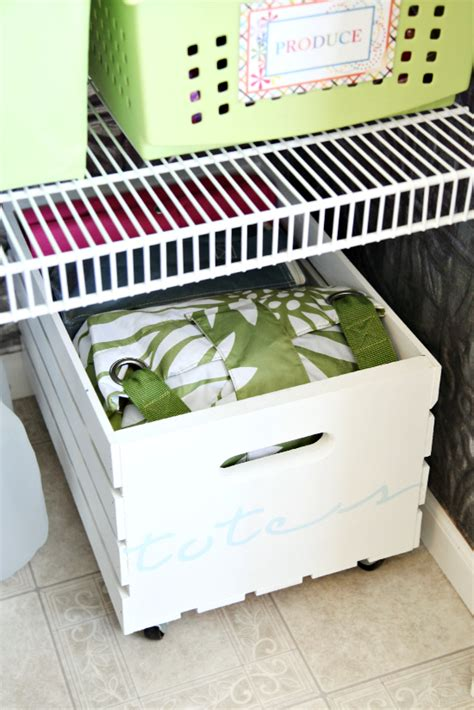 Pantry Floor Storage by Try This 8 Ideas Pantry Organization Tips Four