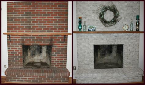 Fireplace Finishes Ideas by Fireplace Decorating Painting Brick Fireplace Ideas For