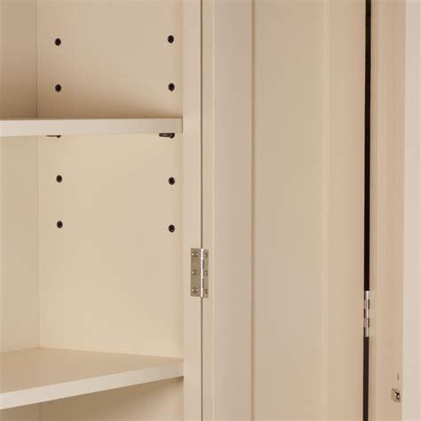 freestanding pantry with bi fold doors mudd co