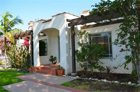 spanish bungalow 1787 orangewood spanish bungalow in desirable caltech