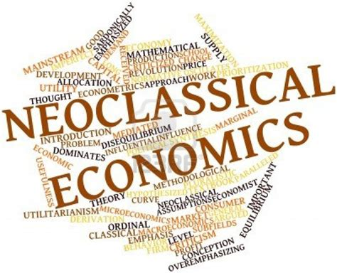 theory in economics what is neoclassical economics and are many heterodox