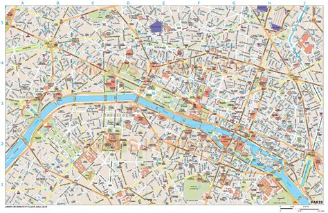 printable street map paris paris map pdf adriftskateshop