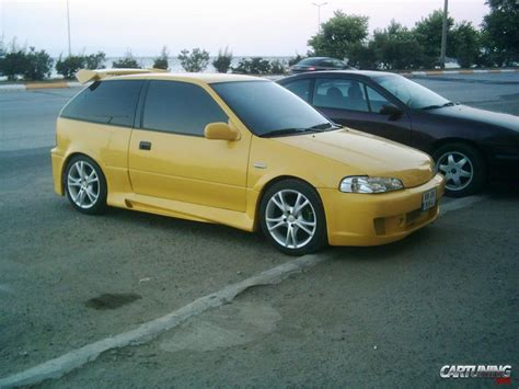 Suzuki Gti Tuning Tuning Suzuki 187 Cartuning Best Car Tuning Photos