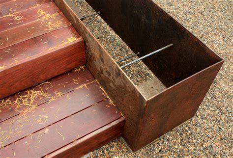 steel planter box chezerbey