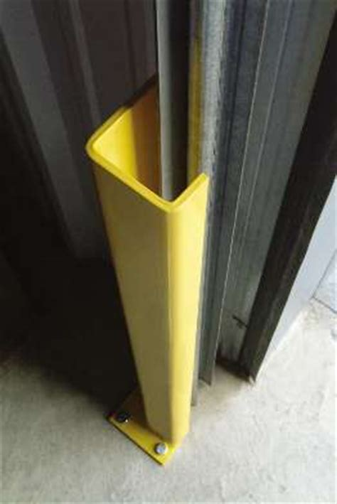 Overhead Door Track Guards Barriers Guards