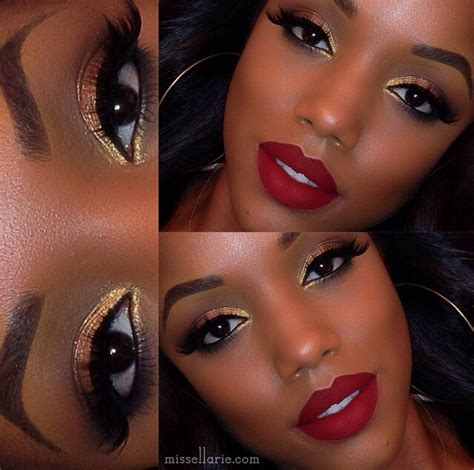 dark red lipstick for black women makeup tips and tricks those are very good