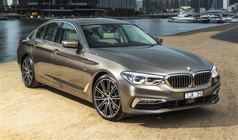 kereta bmw 5 series 2017 bmw 5 series review caradvice