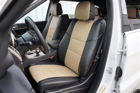 1995 Jeep Grand Seat Covers Jeep Grand 2011 2015 Iggee S Leather Custom Fit