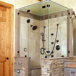 tile shower stall design ideas