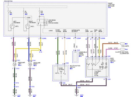 i need a wiring diagram for the headl switch electrical